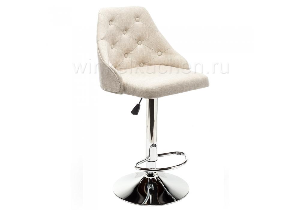 Барный стул Laguna cream fabric