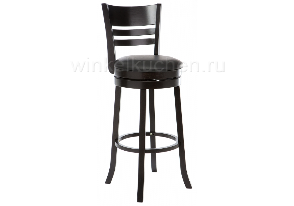 Барный стул Salon cappuccino / black