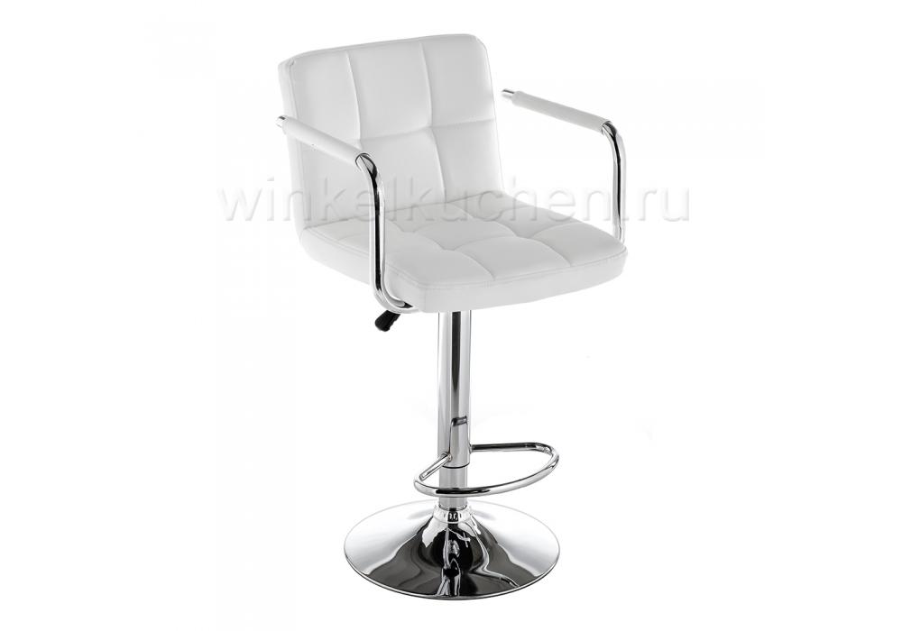 Барный стул Turit белый