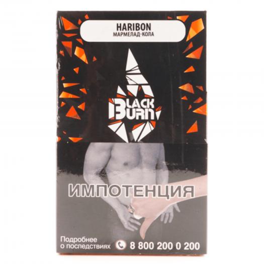 Burn Black - Haribon