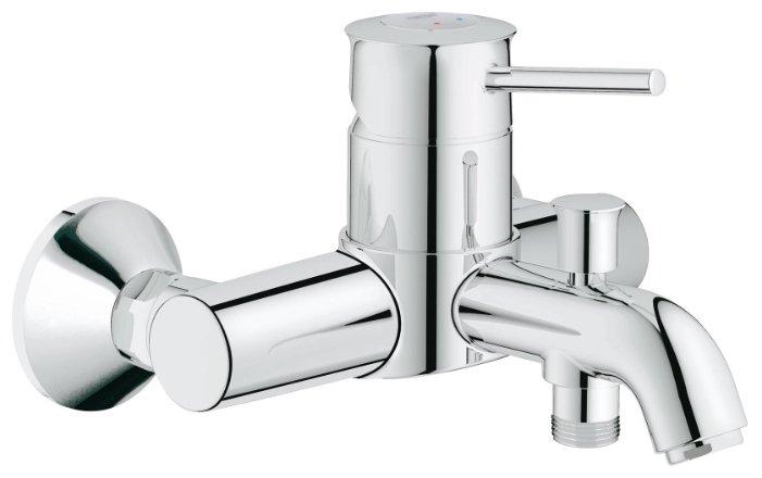 Смеситель для ванны с душем Grohe BauClassic 32865000