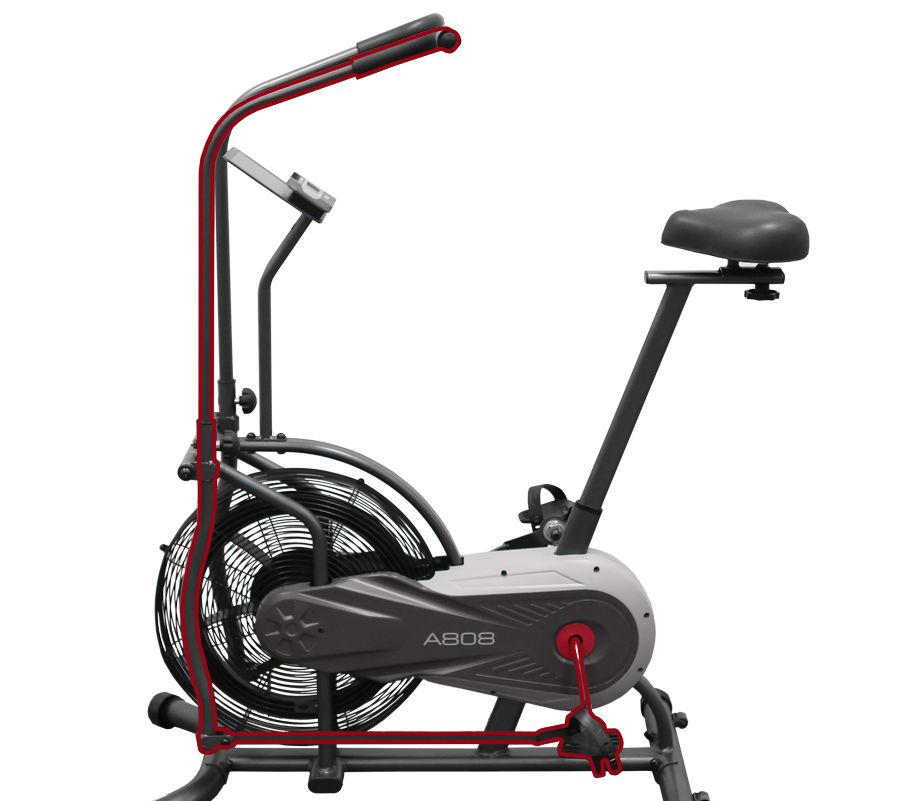 CARBON FITNESS A808