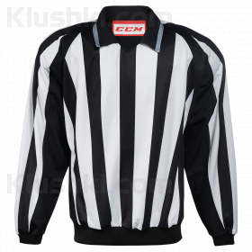 Свитер судейский CCM Referee 7160 NEW LOOK LINESMAN линейный