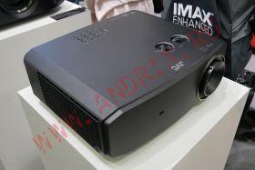 Проектор JVC LX-NZ3B черный