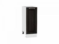 Шкаф нижний с одной дверцей Прага Н300 в цвете Венге премиум