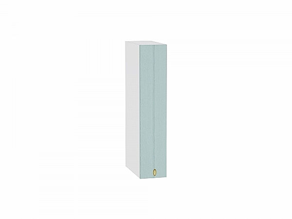 Шкаф верхний бутылочница Прованс ВБ150 (голубой)