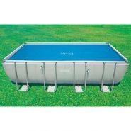 Солнечное покрывало Intex 29026 для бассейна Rectangular Frame 549x274 см
