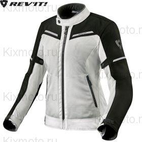 Мотокуртка женская Revit Airwave 3, Бело-черная