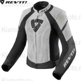 Куртка женская Revit Xena 3, Бело-чёрная