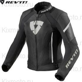 Куртка Revit Xena 3 женская, Чёрно-белая