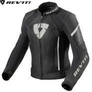 Мотокуртка женская Revit Xena 3, Черно-белая