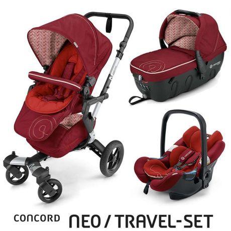 Коляска Concord Neo Travel Set (3 в 1)