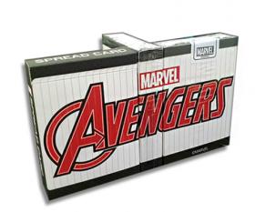 Трюковая колода Marvel Spread deck