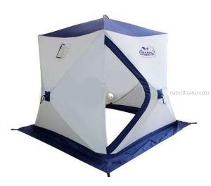 Палатка зимняя Следопыт Куб 1,8х1,8м PF-TW-04