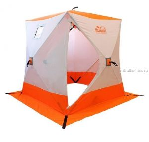 Палатка зимняя Следопыт Куб 1,8х1,8м PF-TW-02