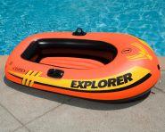 58329NP Лодка надувная «EXPLORERTM 100 BOAT», 147х84х36см