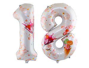 Цифры 18 Sweet (Сладенькие)