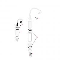 Ремкомплект преднагревателя EL 750
