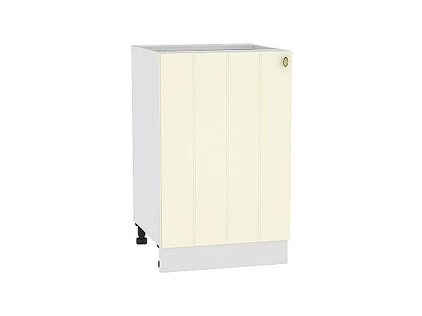 Шкаф нижний Прованс Н600 Ф46 (ваниль)