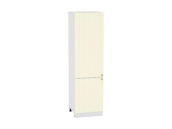 Шкаф пенал Прованс ШП600 (ваниль)