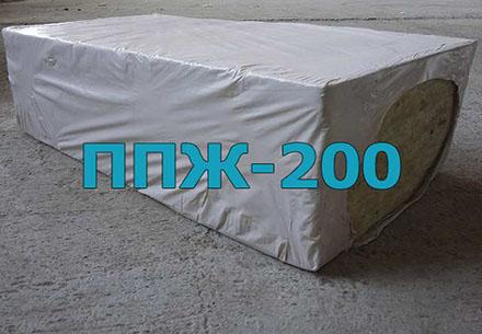 Минплита ППЖ-200 ГОСТ 80 мм