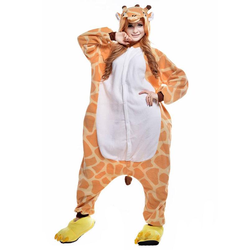 Пижама Кигуруми Жираф Премиум