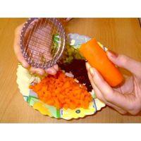 Овощерезка Винегретница для резки вареных овощей_4