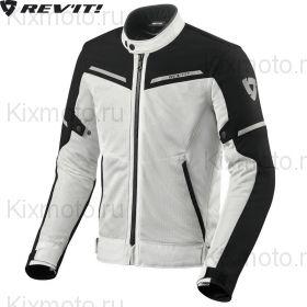 Мотокуртка Revit Airwave 3, Бело-черная