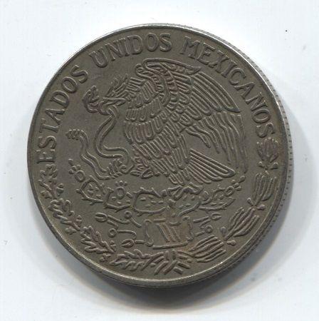 1 песо 1978 года Мексика