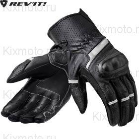 Перчатки Revit Chevron 3, Черно-белые