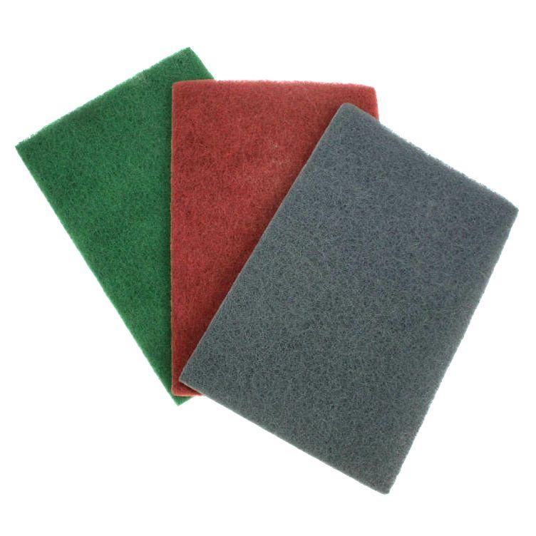Novol Quattro Шлифовальный войлок VERY FEIN P360, цвет красный