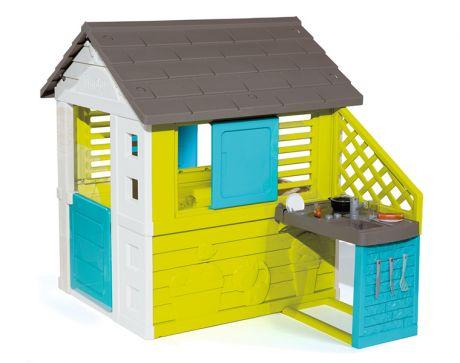 Игровой домик с кухней