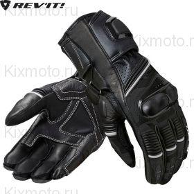 Перчатки женские Revit Xena 3, Чёрно-серые