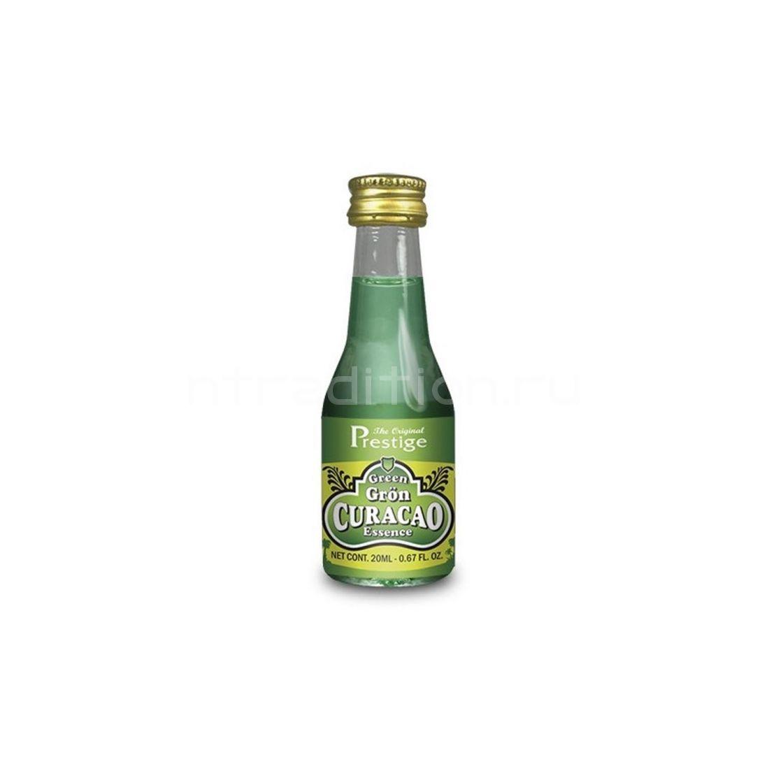 "Curacao Green Essence, 20 мл (эссенция для самогона ""Грин Кюрасао"")"