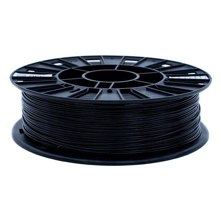 PP+ пластик REC 1.75 мм, черный, 500 гр.