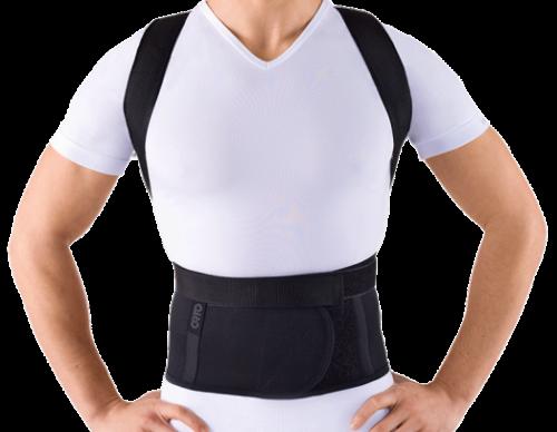 Корректор осанки грудо-пояснично-крестцовый для взрослых ORTO