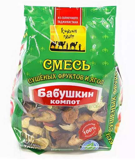 Бабушкин компот уп-700гр