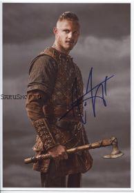 Автограф: Александр Людвиг. Викинги  / Vikings