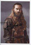 Автограф:  Клайв Стэнден. Викинги  / Vikings