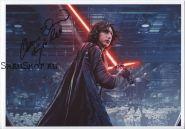 Автограф: Адам Драйвер. Звёздные войны