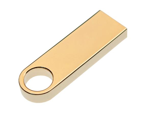 32GB USB3.0-флеш накопитель UsbSouvenir U904A металлический брелок матовый