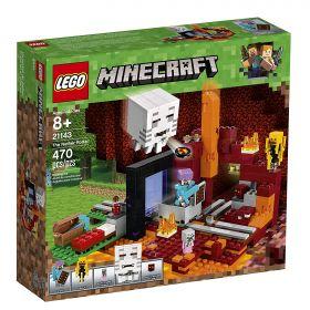Lego Minecraft 21143 Портал в Подземелье