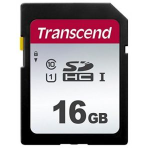 Карта памяти Transcend TS16GSDC300S
