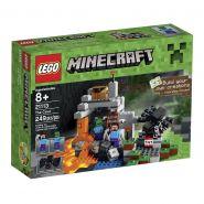 Lego Minecraft 21113 Пещера