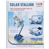 КОНСТРУКТОР НА СОЛНЕЧНЫХ БАТАРЕЯХ 3 В 1 SOLAR STALLION EDUCATIONAL DIY SOLAR KIT