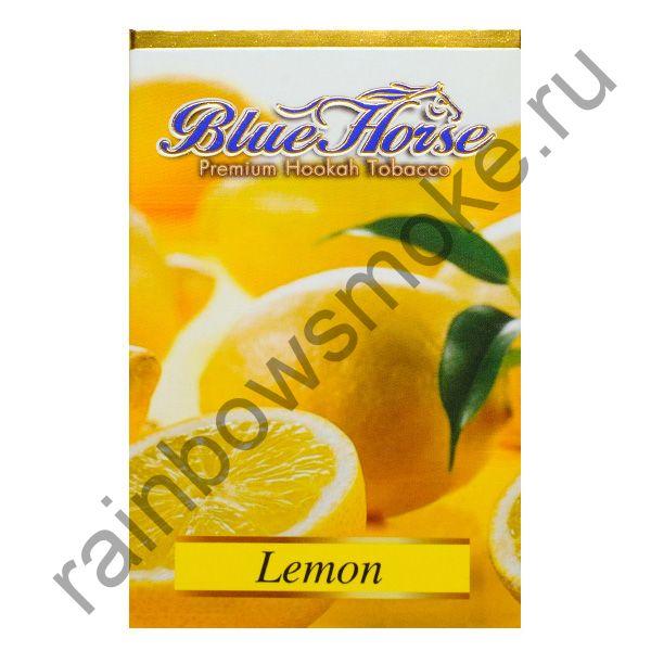 Blue Horse 50 гр - Lemon (Лимон)