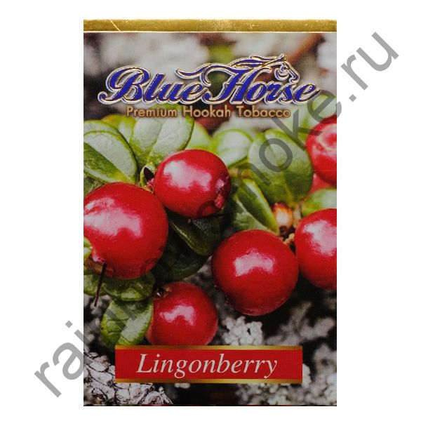 Blue Horse 50 гр - Lingonberry (Брусника)