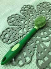 Щёточка для лица Sweepa зелёная