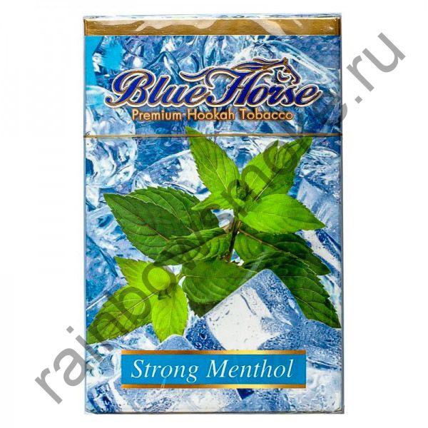 Blue Horse 50 гр - Strong Mentol (Сильный Ментол)