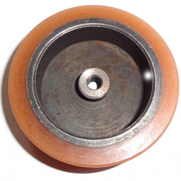 """Колесо M-146 Ø60мм для 6"""" 8"""" 10"""" 12"""" 13 """" ножей. Колесо с покрытием каучука."""